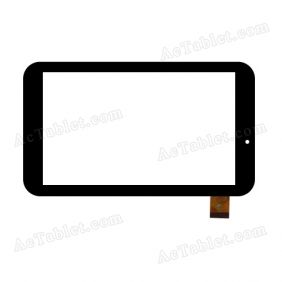 YDT1245-A2 Digitizer Glass Touch Screen Replacement for 7 Inch MID Tablet PC