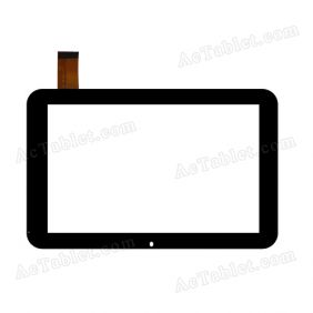 YDT1218-A1  Digitizer Glass Touch Screen Replacement for 7 Inch MID Tablet PC