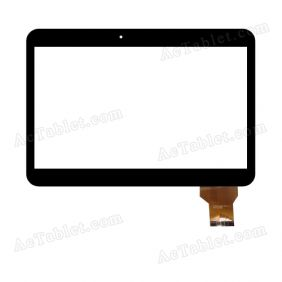 VTC5010A28-FPC-1.0 2014-05-09 Digitizer Touch Screen Replacement for 10.1 Inch Tablet PC