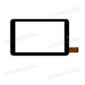 HH070FPC-016B-XDX Digitizer Glass Touch Screen Replacement for 7 Inch MID Tablet PC