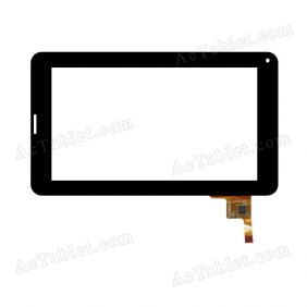 HSCTP-092 Digitizer Glass Touch Screen Replacement for 7 Inch MID Tablet PC