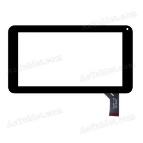 HSCTP-115 Digitizer Glass Touch Screen Replacement for 7 Inch MID Tablet PC