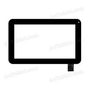 HSCTP-163 Digitizer Glass Touch Screen Replacement for 7 Inch MID Tablet PC