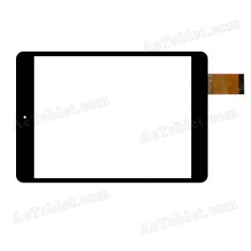 CZY6533A01-FPC Digitizer Glass Touch Screen Replacement for 7.9 Inch MID Tablet PC