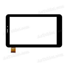 MT70307-V1 Digitizer Glass Touch Screen Replacement for 7 Inch MID Tablet PC