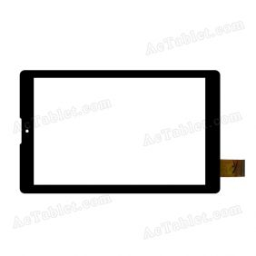 04-0700-0917 V2 Digitizer Glass Touch Screen Replacement for 7 Inch MID Tablet PC
