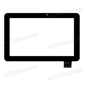 070263-01A-V1 Digitizer Glass Touch Screen Replacement for 7 Inch MID Tablet PC