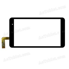C185097A1-FPC769DR Digitizer Glass Touch Screen Replacement for 7 Inch MID Tablet PC