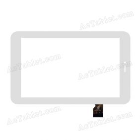 TPC1096 VER4.0 Digitizer Glass Touch Screen Replacement for 7 Inch MID Tablet PC