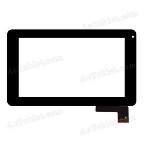 SG5137A-FPC-V1 Digitizer Glass Touch Screen Replacement for 7 Inch MID Tablet PC