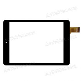 DPT 300-N4542D-A00 Digitizer Glass Touch Screen Replacement for 7.9 Inch MID Tablet PC