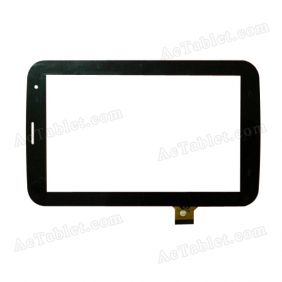 04-0700-0701 V2 Digitizer Glass Touch Screen Replacement for 7 Inch MID Tablet PC