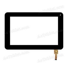 04-0700-0163 TX20 Digitizer Glass Touch Screen Replacement for 7 Inch MID Tablet PC
