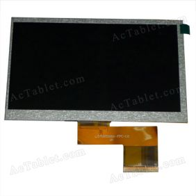 Replacement LCD Display Screen for Allwinner A23 Q88 Q8 Dual Core 7 Inch MID Tablet PC