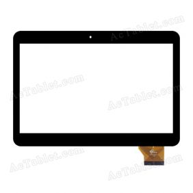 CN028C0910G12V0 Digitizer Glass Touch Screen Replacement for 9 Inch MID Tablet PC