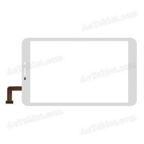 FPCA-80A04-V01 Digitizer Glass Touch Screen Replacement for 8 Inch MID Tablet PC