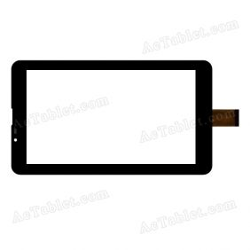HJ119PEG00A Digitizer Glass Touch Screen Replacement for 7 Inch MID Tablet PC