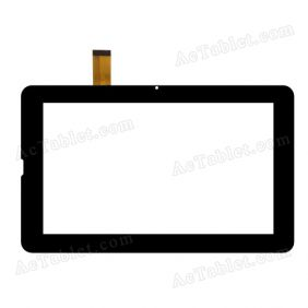 Replacement ZHC-240B 2013-12-31-F 3T Digitizer Touch Screen for 9 Inch Tablet PC