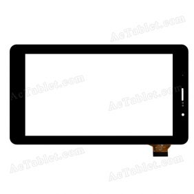 TPC-51141 V2.0 Digitizer Glass Touch Screen Replacement for 7 Inch MID Tablet PC