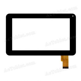 JQ7040FP-02 LLT-P26833B Digitizer Glass Touch Screen Replacement for 7 Inch MID Tablet PC