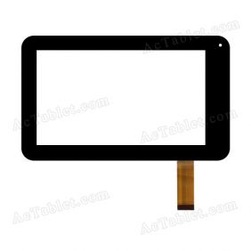 Z7Z67 --030A Digitizer Glass Touch Screen Replacement for 7 Inch MID Tablet PC