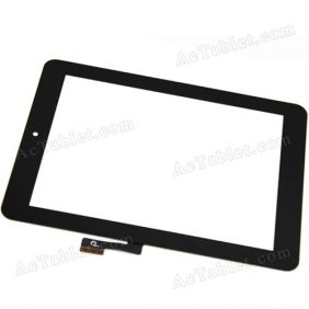 F0425 Digitizer Touch Screen for Qilive 8 Inch MID Tablet PC Replacement