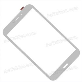 VTC5080A11-FPC-4.0 Digitizer Glass Touch Screen Replacement for 8 Inch MID Tablet PC