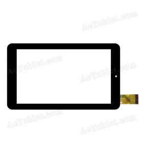 HH070FPC-016B-FHX Digitizer Glass Touch Screen Replacement for 7 Inch MID Tablet PC