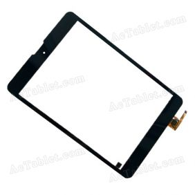 80701-OC4541J Digitizer Glass Touch Screen Replacement for 7.9 Inch MID Tablet PC