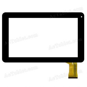 H-CTP090-003 Digitizer Glass Touch Screen Replacement for 9 Inch MID Tablet PC
