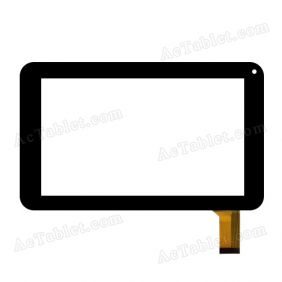 ZD-070001 AA0 FPC Digitizer Glass Touch Screen Replacement for 7 Inch MID Tablet PC