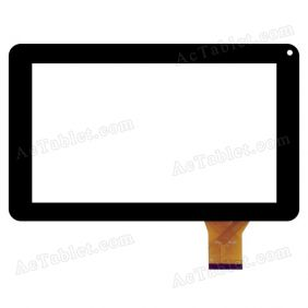 "SLC09001BE0B Digitizer Touch Screen for RCA RCT6691W3 Dual Core 9"" Inch MID Tablet PC"