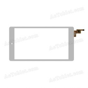 MB706D5 80701-0B5173A Digitizer Glass Touch Screen Replacement for 7 Inch MID Tablet PC