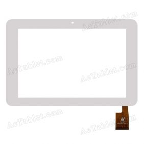 Digitizer Touch Screen Replacement for Yarvik Zania 10ic TAB 462 TAB462EUK 10.1 Inch Tablet PC