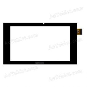 AT-C70968-FPC Digitizer Glass Touch Screen Replacement for 7 Inch MID Tablet PC