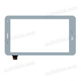 F-WGJ70606-V1 Digitizer Glass Touch Screen Replacement for 7 Inch MID Tablet PC