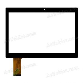 OLM-101B0308-GG Ver.1 ZJK Digitizer Glass Touch Screen Replacement for 10.1 Inch MID Tablet PC