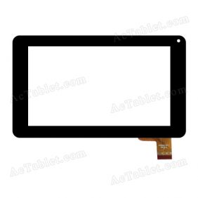 CZY6214C-FPC Digitizer Glass Touch Screen Replacement for 7 Inch MID Tablet PC