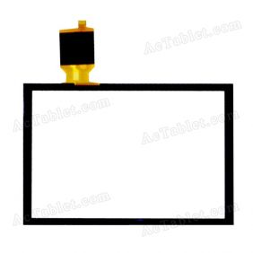 PB80SC8019 Digitizer Glass Touch Screen Replacement for 8 Inch MID Tablet PC