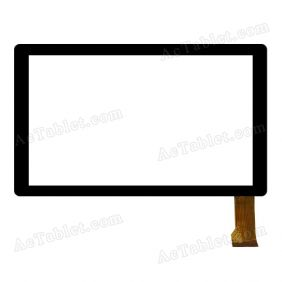 OPD-TPC124 HD Digitizer Glass Touch Screen Replacement for 7 Inch MID Tablet PC