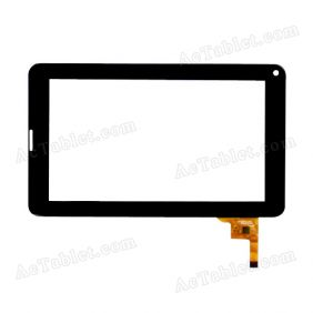 CZY6267A-FPC Digitizer Glass Touch Screen Replacement for 7 Inch MID Tablet PC