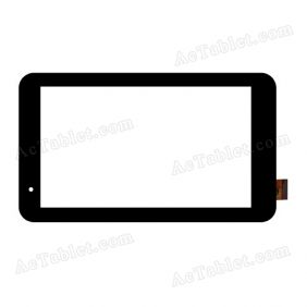 FM705901KD Digitizer Glass Touch Screen Replacement for 7 Inch MID Tablet PC
