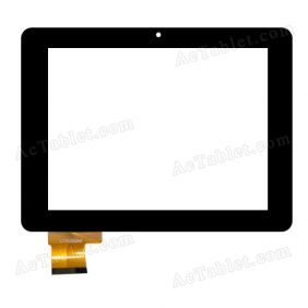 LT70352A0 Digitizer Glass Touch Screen Replacement for 7 Inch MID Tablet PC