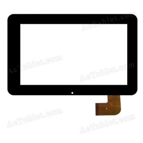 AD-C-700034-1-FPC Digitizer Glass Touch Screen Replacement for 7 Inch MID Tablet PC