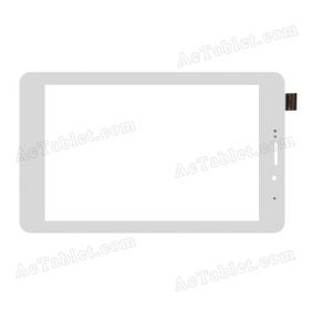 OPD-TPC0281 HD Digitizer Glass Touch Screen Replacement for 7 Inch MID Tablet PC