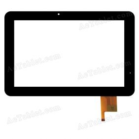 SG5423-FPC-V0 Digitizer Glass Touch Screen Replacement for 10.1 Inch MID Tablet PC