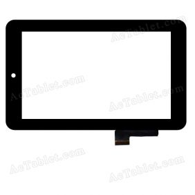 CDT FPC-CTP-0700-088V4-1 Digitizer Glass Touch Screen Replacement for 7 Inch MID Tablet PC