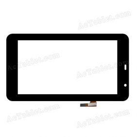 FM710001KA  Digitizer Glass Touch Screen Replacement for 7 Inch MID Tablet PC