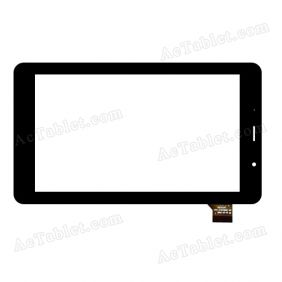HR701MS FPC-CY070067-00 Digitizer Glass Touch Screen Replacement for 7 Inch MID Tablet PC