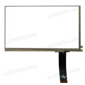 FPC-TP070267-01 Digitizer Glass Touch Screen Replacement for 7 Inch MID Tablet PC